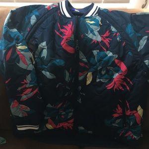 Joy Lab floral print jacket
